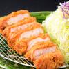 Kanazawakatsuzou - 料理写真:まずはこれ!「能登豚ロースかつ定食」