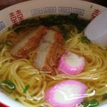 千崎製麺 - シンプルだけど 美味しい。
