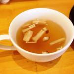 ランチ&バー 花菜 - スープ☆ランチ