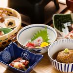 杜若 - 各種コース料理