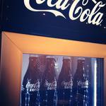 ホーミーズ - コーラ瓶を入荷しました! 専用の冷蔵庫に入れています♪
