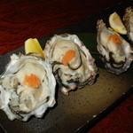 睦乃家 二代目鉄五郎 - 生牡蠣