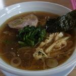 麺屋 信 - 煮干し中華そば醬油のこってり(780円)