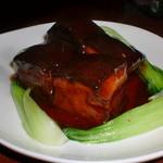 天香樓 - 豚の角煮