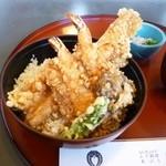 仙岳 - 天丼