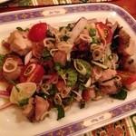 ジャイタイ パレス - チキンのサラダ