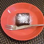 パスタコーヴォ - Cセット ガトーショコラ すっごく美味しい☆♪