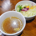 Cho Lon - サラダ&スープ