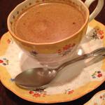 ティーハウス 茶摩 - シナモンチャイ