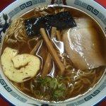だるま軒 - '09・11・11 醤油ラーメン600円