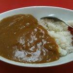 だるま軒 - '09・11・11 カレーライス600円