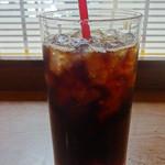 BECK'S COFFEE SHOP - 水出しアイスコーヒー:230円 (2014/4)