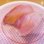 かっぱ寿司 - 料理写真:ハマチ