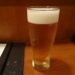 味ろっこん - 生ビール