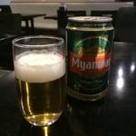 ミンガラバー - ミャンマービール