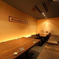 ◆F卓・最大18名様利用可能、お座敷完全個室席◆