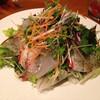 はせ川 - 料理写真:カンパチタコのカルパッチョ