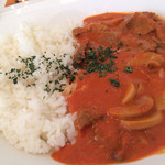 NOSSA gallerybar&dining - 本日のビーフランチ