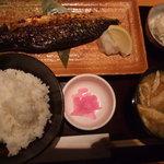 咲くら - 焼魚定食(鯖)