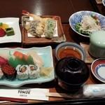 巴寿司 本店 - 御膳である!頭がたかぁ~ぃ!!