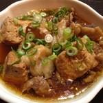 御肉 - ◆名物 肉豆腐