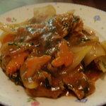味浩 - 豚肉のピリカラ炒め