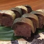 露瑚 - 露瑚謹製『焼鯖寿司』