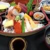 小舟 - 料理写真:さざ波丼