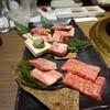 産直焼肉ビーファーズ - 料理写真:特選5種盛り2人前      2,780円・税別