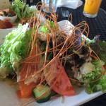 アクアサウスコースト - シーフードサラダ