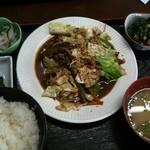 どん亭 - 焼肉定食500円☆(第三回投稿分①)