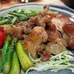 鳴門 - 若鶏スタミナ焼き