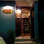 カフェ・マイルス - 店の外観 カフェ・マイルス Photo by あなたのかわりに・・・