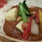 26400335 - 野菜カレー(2014.04)