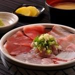 ◆海の幸丼…1,400円