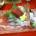 寿司 櫓 - お造り