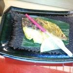 寿司 櫓 - わらさのウニ味噌焼き