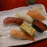 寿司 櫓 - 握り寿司