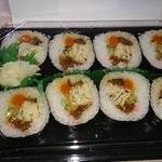 寿司 櫓 - お土産に太巻き