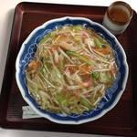 水明亭 - 皿うどん