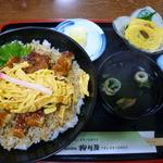 Yanagawaya - 【うなぎ丼(特) 2100円】