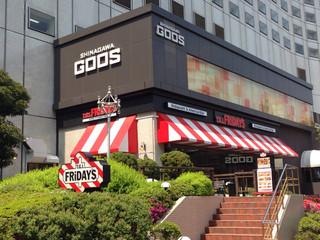 T.G.I. FRIDAYS 品川店