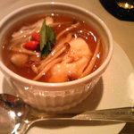 2641641 - 2009年10月特別料理の茶碗蒸し
