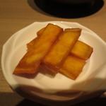 平成ゆとりキッチン~礎 - さつま芋スティック