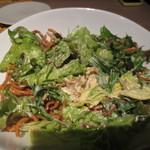 平成ゆとりキッチン~礎 - バリバリサラダ
