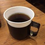 串特急 虎壱横丁 - 食後のコーヒー