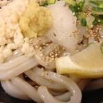 はなまるうどん - 2013.11.06はなまるうどん 京都新堀川店のうどんアップ(13.11)