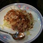 静安飯店 - 鶏とねぎの前菜