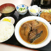 どんぶり君 - 料理写真:カジキマグロの味噌煮定食