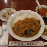 26430622 - 咖哩鶏飯(カレー鶏肉飯)600円2014年4月18日翠鳳 本店